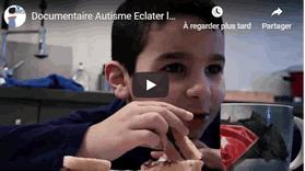 documentaire Autisme, éclater la Bulle