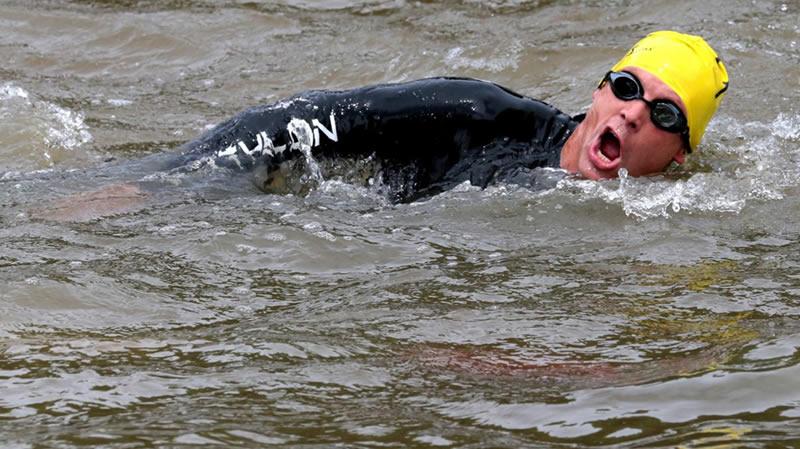 enduroman natation