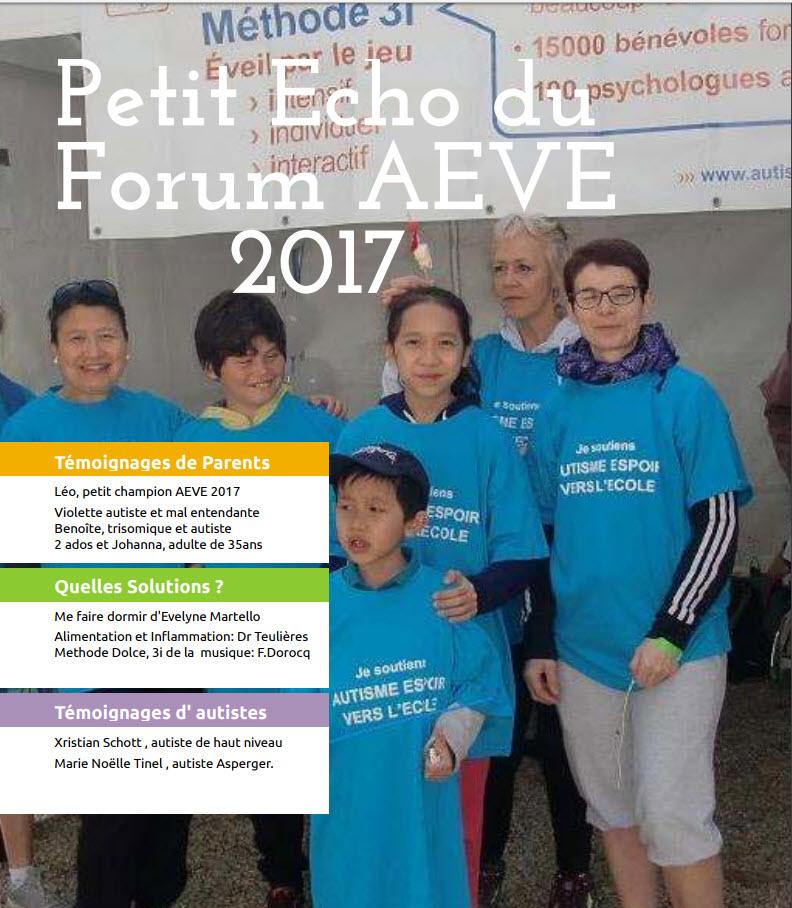 écho du Forum 2017